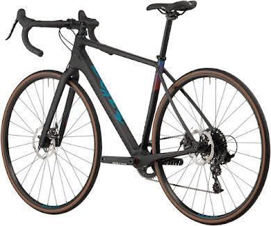 Salsa Warroad Apex 1 Bike - 700c, Raw alternate image 0