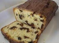 Schokostückle Kuchen (pound Cake W/chocolate Bits) Recipe
