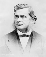 Photo: Thomas Henry Huxley in ? Photographer: ? First published: ? Copyright of scan: G. W. Beccaloni.