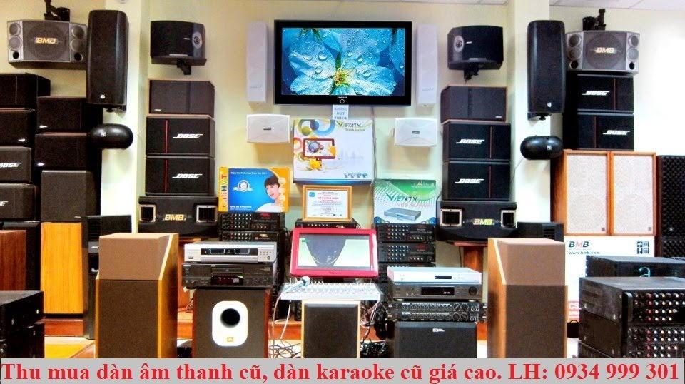 thu mua dàn âm thanh cũ thu mua dàn âm thanh cũ