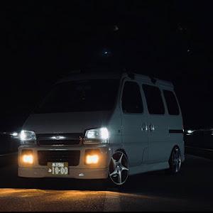 エブリイワゴン DA62W スポーツ、ジョイポップターボPZ風のカスタム事例画像 チョコスター(22)さんの2021年06月04日09:13の投稿