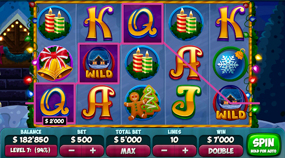 Merry Xmas Online Slot Review - Play for Free all Year Round