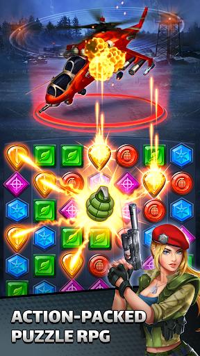 Puzzle Combat  screenshots 1