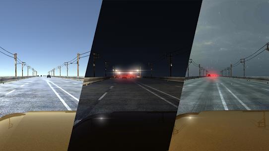 VR Racer: Highway Traffic 360 for Cardboard VR 1