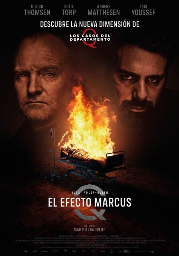 El efecto Marcus (Los casos del Departamento Q)