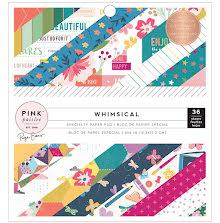 Paige Evans Paper Pad 6X6 36/Pkg - Whimsical