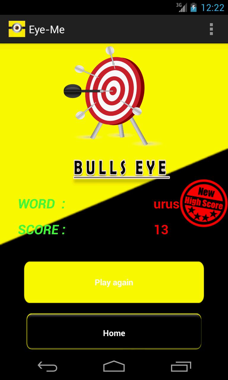 Скриншот Eye-Me