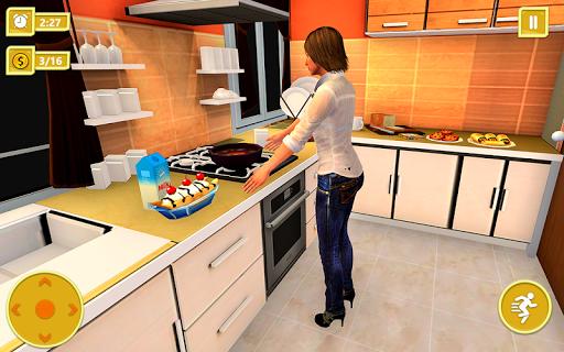 Virtual Mother Life - Dream Mom Happy Family sim 1.0 screenshots 5