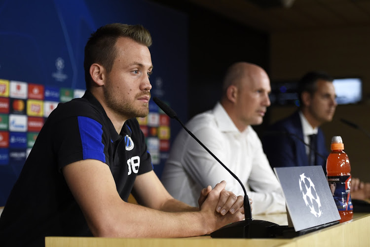 """Bruges veut jouer le coup à fond : """"On doit se dire qu'on peut gagner ce match !"""""""
