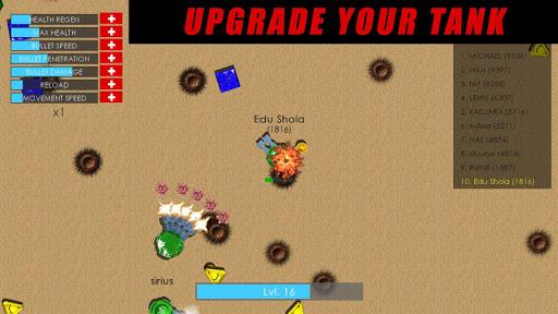 Banzur.io - Tank Battle Royale 1.0.5 screenshots 1