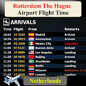Rotterdam The Hague Airport Flight Time