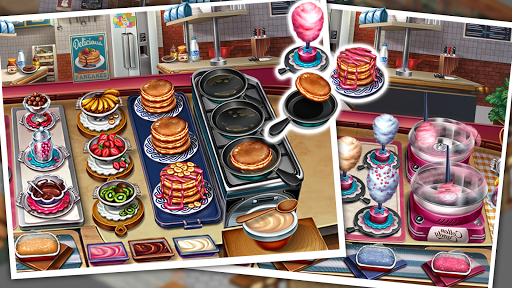 Cooking Team - Chef's Roger Restaurant Games 4.3 screenshots 4