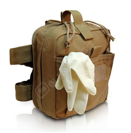 Militär Första Hjälpen-väska