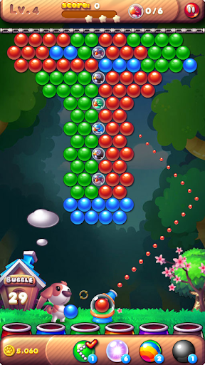 Bubble Bird Rescue 2 - Shoot! 3.0.8 screenshots 1