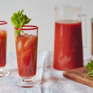 How To Make a Bloody Mary.