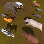Animal Battle Simulator Forest Kingdom Icon