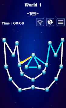 One Touch Drawing Connect Dots apk screenshot