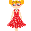 Dress up Princess for kids icon