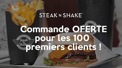 Offre d'ouverture Steak 'n Shake