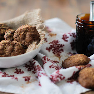 Healthy Soft Molasses Cookies