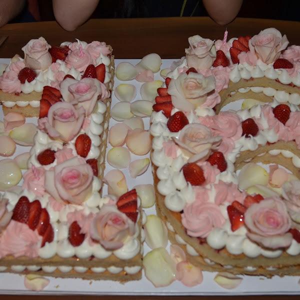 Gluten Free & Dairy Free Birthday Cake