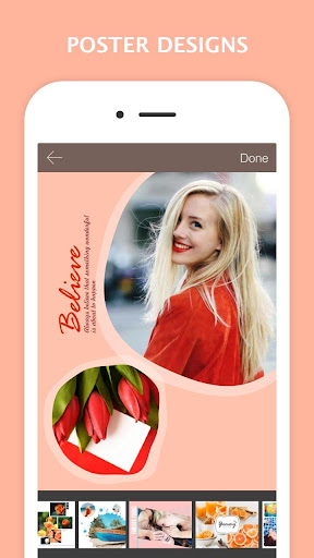 Mixoo Collage - Photo Frame Layout & Pic Grid screenshot 2