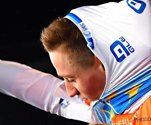 """Mathieu van der Poel niet tevreden met vierde plek: """"Het is een beetje klote"""""""