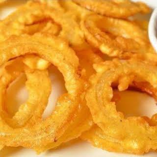 Onion Ring Batter No Milk Recipes.