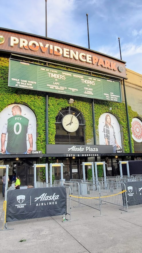 New Providence Park After Renovation - Pechluck's Food Adventures