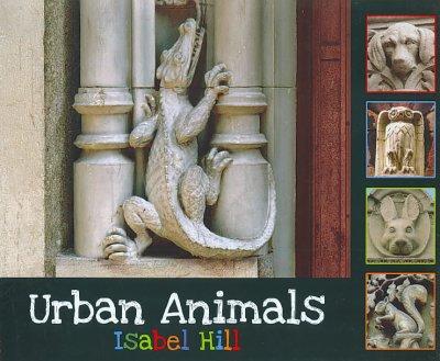 Urban Animals book cover