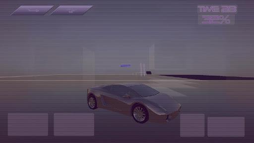 Synthwave Driver 3D - Retrowave Racing Game apkmind screenshots 6