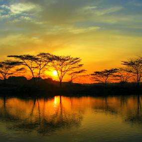 Someday 05:20 AM by Sandi Kun - Landscapes Sunsets & Sunrises