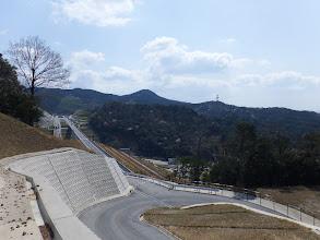 高速道の作業道