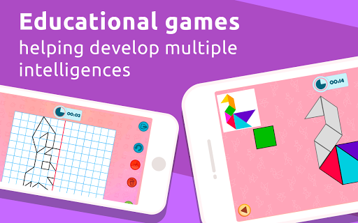Smile and Learn: Educational games for kids 6.5.16 screenshots 3