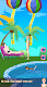screenshot of Pool Party love stroy games - Couple Kissing