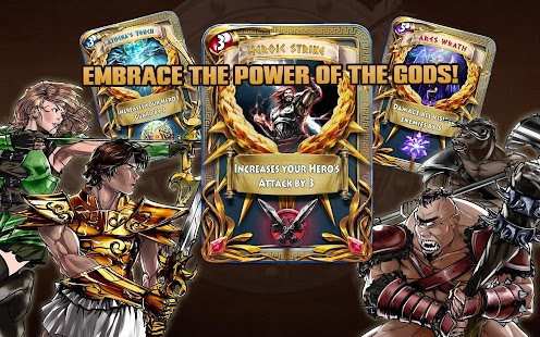 Battle of Gods: Ascension MOD Currency/Perks 1.011 APK