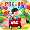 Preschool Learning - Kids ABC, Number, Color & Day