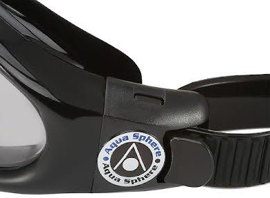 Aqua Sphere Kaiman Goggles - Black with Clear Lens alternate image 0