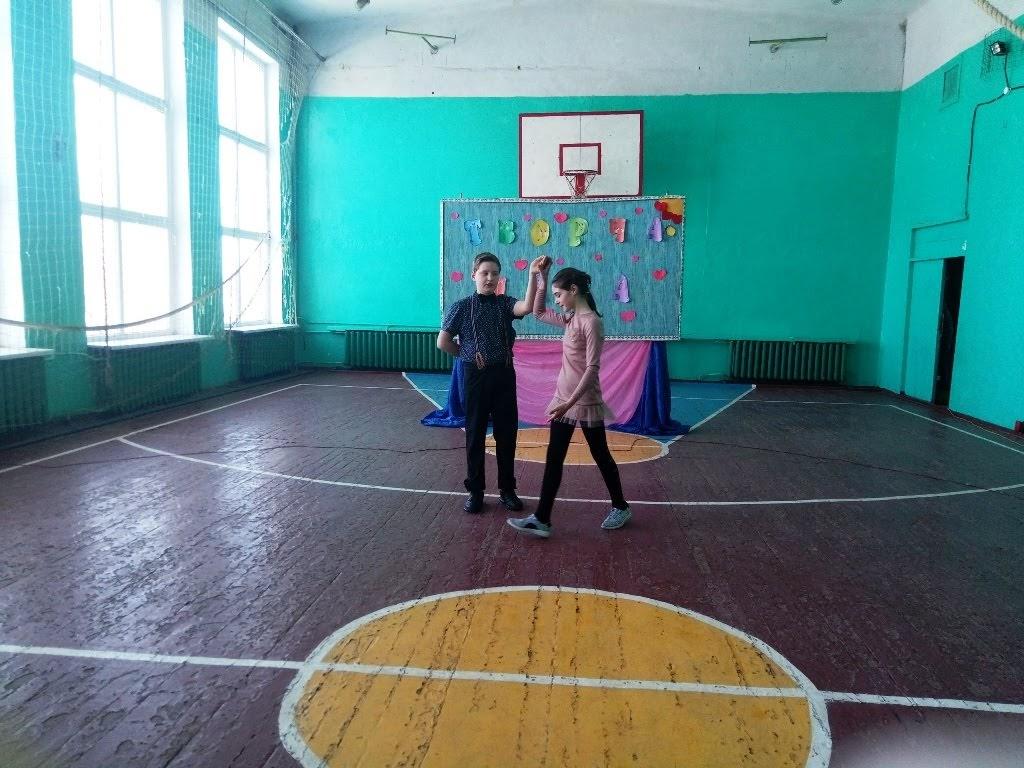 6 березня в школі для учнів 5-7 класів відбулася конкурсно-розважальна програма «Творча пара 2018»