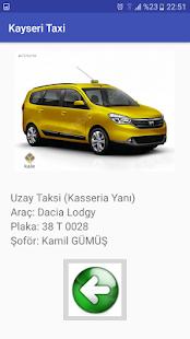 kayseri taksi - náhled