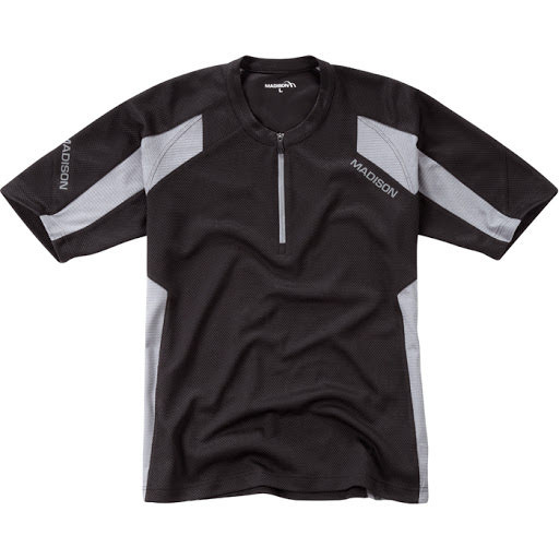 Branded Flux Singletrack Cycling Top (Mens)