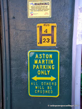 Photo: outros carros saa prohibidos