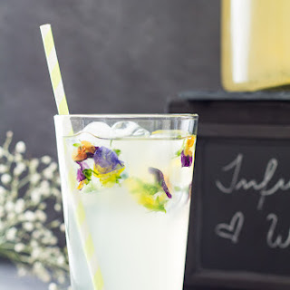 Lemon Infused Water Recipes