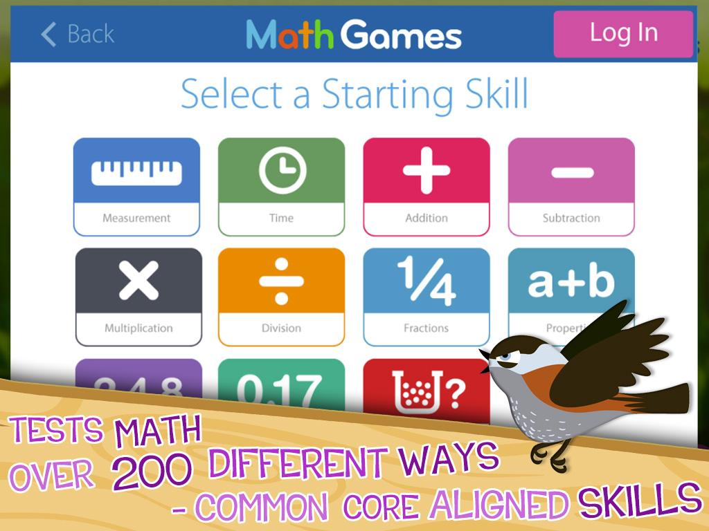 Math Buzz- screenshot