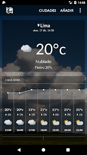 Peru weather - náhled