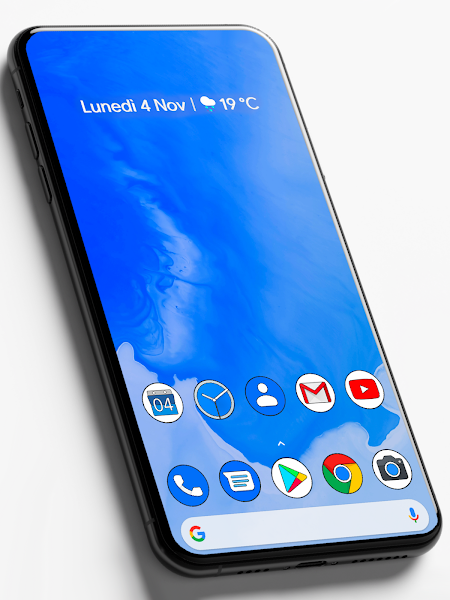PIXEL 11 - ICON PACK Screenshot Image