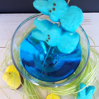 Le Peep Easter Cocktail.