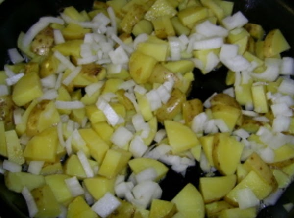 Healthy And Wonderful Fried Potatoes Recipe