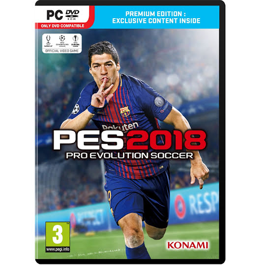 Pro Evolution Soccer 2018 (PC)