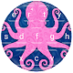 The Pink Octopus Keyboard Theme (app)